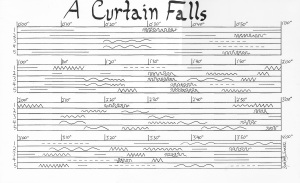 A Curtain Falls, small